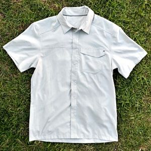 Arc'teryx Skyline Button Down Short Sleeve Shirt